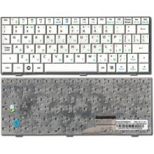 Клавиатура для ноутбука ASUS Eee PC 12G 2G 4G 700 701 8G 900 901 WHITE RU