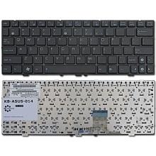 Клавиатура для ноутбука ASUS Eee PC 1000HE 1004Dn T101 BLACK US