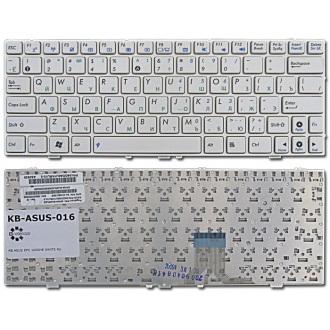 Клавиатура для ноутбука ASUS Eee PC 1000HE 1004Dn T101 WHITE RU