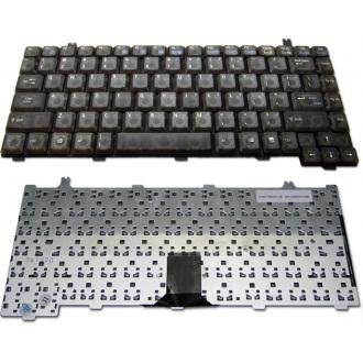 Клавиатура для ноутбука ASUS L1400 L2000E M2 M2000N M2400N M2442N M2N M3N M3000N BLACK US