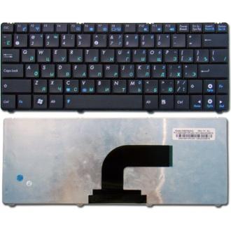 Клавиатура для ноутбука ASUS N10 N10E N10J, Eee PC 1101 1101HA BLACK RU
