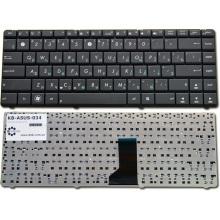 Клавиатура для ноутбука ASUS A42 A82 A83 B43 K42 K43 K84 T43 N43 N82 P42F U30 U31 U35 U36 U40 U41 U45 UL30 UL41 UL80 X34 X42 X43 X44 BLACK RU