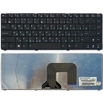 Клавиатура для ноутбука ASUS N20 BLACK RU