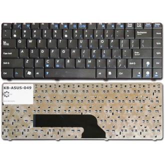 Клавиатура для ноутбука ASUS K40 K40AB K40AC K40AD K40AE K40AF K40C K40E K40IE K40IL K40IJ K40IN K40IP P81IJ BLACK US