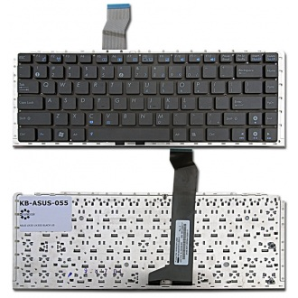 Клавиатура для ноутбука ASUS UX30 UX30S BLACK US