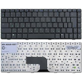 Клавиатура для ноутбука ASUS R1F W5 W5A W5F W5000 W5000A W5600A W6 W7 W7J Z35 Z35H Z35L BLACK RU