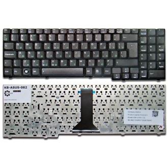 Клавиатура для ноутбука ASUS F7 F7E F7F F7S M51 M51A M51E M51Kr M51S M51Se M51Sn M51Sr M51T M51Q M51V M51VA BLACK RU