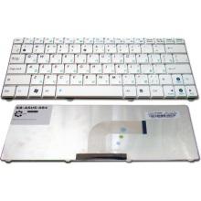 Клавиатура для ноутбука ASUS N10 N10E N10J, Eee PC 1101 1101HA WHITE RU