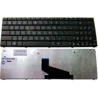 Клавиатура для ноутбука ASUS A53T A53U A53Z K53B K53T K53U K53Z K73BR K73BY K73T X53B X53T X53U X53Z X73B X73TA X73TK BLACK RU