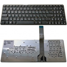 Клавиатура для ноутбука ASUS A55A A55V A75V K55A K55VD K55VM K55XI K75A K75V R500V U57A BLACK RU