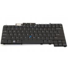Клавиатура для ноутбука DELL Latitude D620 D630 D820 D830, Precision M65 M4300 BLACK US (с поинтстиком)