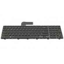 Клавиатура для ноутбука DELL Inspiron 17R 5720 7720 N7110, XPS 17 L702x, Vostro 3750, XPS 17 L702x BLACK FRAME BLACK US