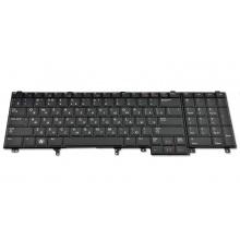 Клавиатура для ноутбука DELL Latitude E5520 E5530 E6520 E6530 BLACK RU BackLight (с поинтстиком)