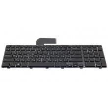 Клавиатура для ноутбука DELL Inspiron 17R 5720 7720 N7110, XPS 17 L702x, Vostro 3750, XPS 17 L702x BLACK FRAME GRAY RU