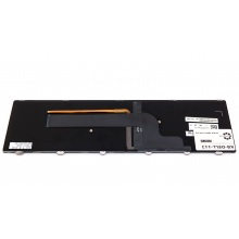 Клавиатура для ноутбука DELL Inspiron 15-7000 серии 7537 SILVER FRAME SILVER RU BackLight