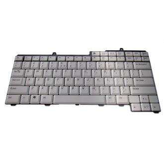 Клавиатура для ноутбука DELL Inspiron 630M 640M 1501 6400 9400, Precision M90 M6300, Vostro 1000, XPS M140 M1710 GRAY US