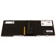 Клавиатура для ноутбука DELL Latitude 13 7380 E7380 7389 E7389 7390 E7390 BLACK RU BackLight