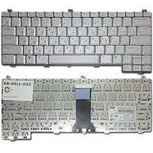 Клавиатура для ноутбука DELL XPS 1210 M1210 SILVER RU