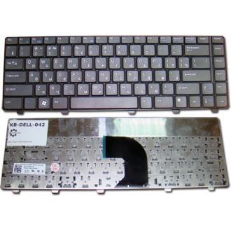 Клавиатура для ноутбука DELL Vostro 3300 3400 3500 BLACK RU