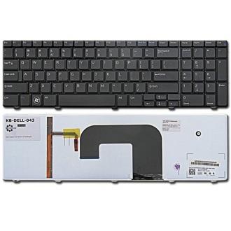 Клавиатура для ноутбука DELL Vostro 3700 BLACK US BackLight