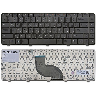 Клавиатура для ноутбука DELL Inspiron 14R M4010 M5030 N4010 N4030 N5030 BLACK RU