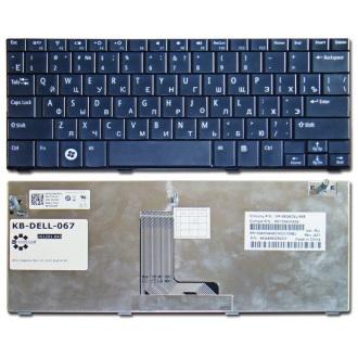 Клавиатура для ноутбука DELL Inspiron Mini 10 10v 1010 1010n 1010v 1011 1011v 1011v BLACK RU