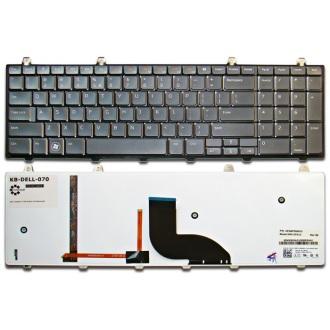 Клавиатура для ноутбука DELL Studio 17 1745 1747 1749, XPS 17 L701X BLACK US BackLight