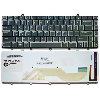 Клавиатура для ноутбука DELL Alienware M11x-R2 M11x-R3 BLACK US BackLight