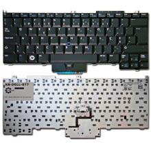Клавиатура для ноутбука DELL Latitude E4300 BLACK US (с поинтстиком)