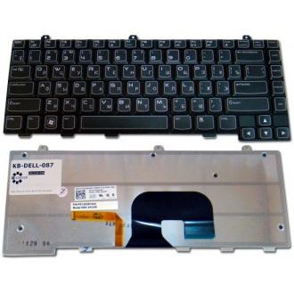 Клавиатура для ноутбука DELL Alienware M14X BLACK RU BackLight