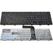 Клавиатура для ноутбука DELL Inspiron 15R 3551 M5110 N5110 BLACK RU