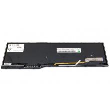 Клавиатура для ноутбука FUJITSU LifeBook E753 E754 GRAY FRAME BLACK US BackLight