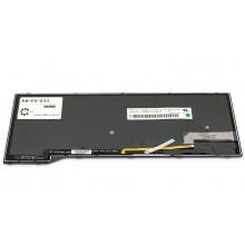 Клавиатура для ноутбука FUJITSU LifeBook E733 E744 E734 E743 GRAY FRAME BLACK US BackLight