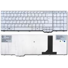 Клавиатура для ноутбука FUJITSU Amilo Li3910 Pi3625 Xa3530 Xi3650 WHITE US