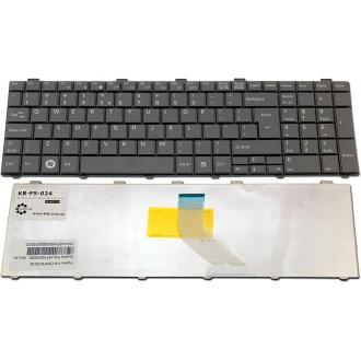 Клавиатура для ноутбука FUJITSU LifeBook A512 AH502 AH512 A530 AH530 AH531 NH751 BLACK US