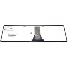 Клавиатура для ноутбука LENOVO IdeaPad Flex 15 G500S G505S S500 S510 S510P Z510 BLACK FRAME BLACK RU