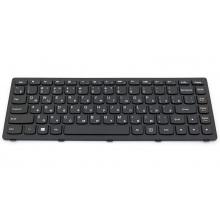 Клавиатура для ноутбука LENOVO IdeaPad S300 S400 S405 BLACK FRAME BLACK RU