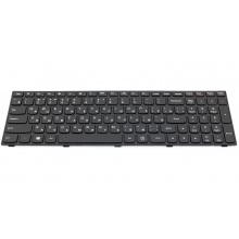 Клавиатура для ноутбука LENOVO B50-30 B50-45 B50-70 G50-30 G50-45 G50-70 G50-70m G50-80 Z50-70 Z50-75 BLACK FRAME BLACK RU