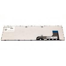 Клавиатура для ноутбука LENOVO IdeaPad 100-15IBY 300-15 B50-10 BLACK FRAME BLACK RU