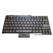Клавиатура для ноутбука LENOVO ThinkPad R60 R60E R60I R61 T60 T60P T61 Z60 Z60M Z60T Z61 Z61E Z61M Z61P Z61T R400 R500 T400 T500 W500 W700 BLACK US