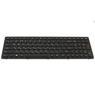 Клавиатура для ноутбука LENOVO IdeaPad P500 P500A Z500 Z500A Z500G BLACK FRAME BLACK RU