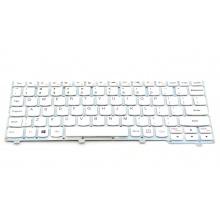 Клавиатура для ноутбука LENOVO IdeaPad 100S-11IBY WHITE US