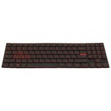 Клавиатура для ноутбука LENOVO Legion Y520-15IKBA Y520-15IKBN Y720-15IKB R720-15IKB BLACK RU BackLight