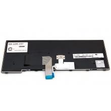 Клавиатура для ноутбука LENOVO ThinkPad Edge E431 E440 T440 T440P T440S BLACK FRAME BLACK RU