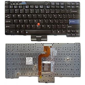 Клавиатура для ноутбука LENOVO ThinkPad X200 X200S X200SI X201 X201I X201S X200T X201T BLACK US