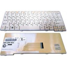 Клавиатура для ноутбука LENOVO IdeaPad S10-2 WHITE RU