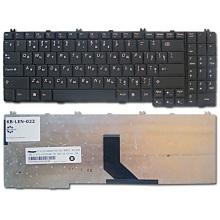 Клавиатура для ноутбука LENOVO IdeaPad B550 B560 G550 G555 V560 BLACK RU