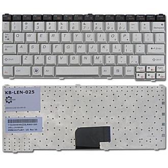 Клавиатура для ноутбука LENOVO IdeaPad U150 SILVER US