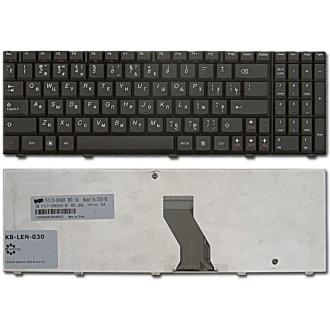 Клавиатура для ноутбука LENOVO IdeaPad U550 BLACK RU