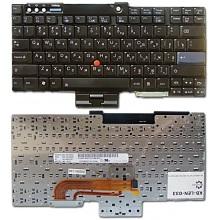 Клавиатура для ноутбука LENOVO ThinkPad R60 R60E R60I R61 T60 T60P T61 Z60 Z60M Z60T Z61 Z61E Z61M Z61P Z61T R400 R500 T400 T500 W500 W700 BLACK RU